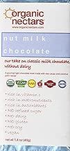 Organic Nectars Raw Cacao Chocolate Bar Nut Milk Chocolate, 1.4-Ounce Bar (Pack of 3)