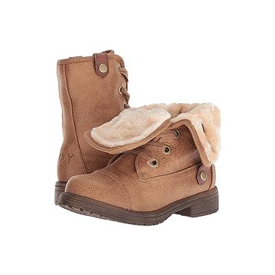 Roxy Kids Bruna (Little Kid/Big Kid) (Tan) Girls Shoes