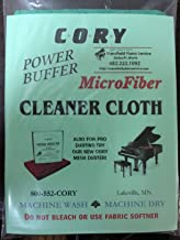 Microfiber Piano Cleaning Cloth - Distributed by A Fully Authorized Cory Products Dealer