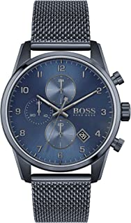 Hugo BOSS Men's Analogue Quartz Watch with Stainless Steel Strap 1513836