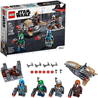 LEGO Star Wars Mandalorian Battle Pack 75267 Mandalorian...