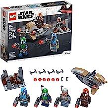 LEGO Star Wars 75267 Pack de Combate: Mandalorianos (102