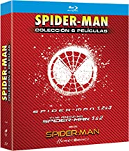 Spider Man 1-6 (BD) [Blu-ray]