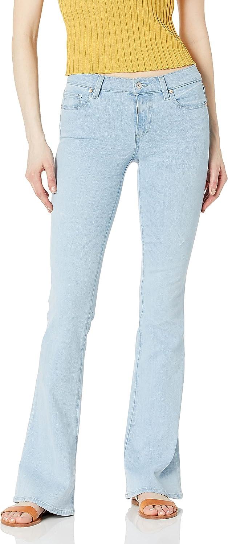 PAIGE Women's Lou Loue Vintage Flare Jean