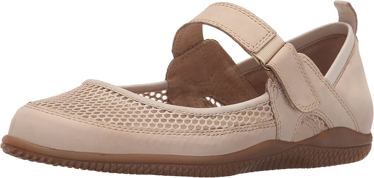 SoftWalk Women's Hadley Mary Jane Flat