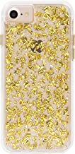 Case-Mate - iPhone 7 Case - Karat - 24k Gold Elements - for iPhone 7 / 6s / 6 - Gold