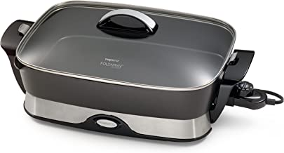 camping electric frying pan
