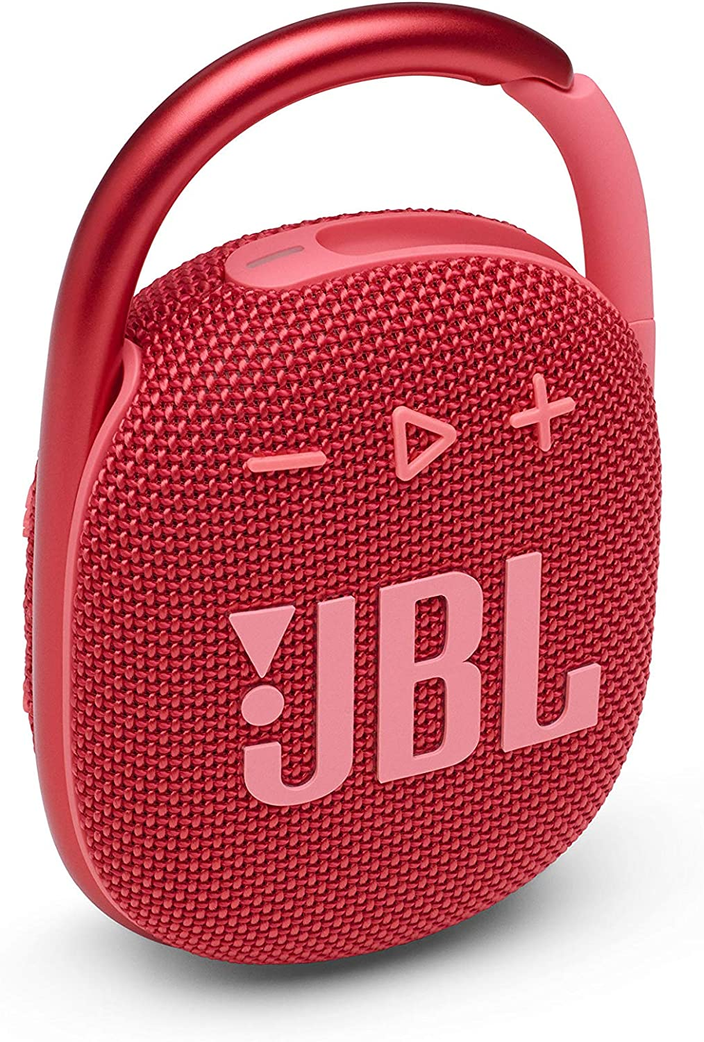 JBL Clip 4 - Portable Mini Bluetooth Speaker, Big Audio and Punchy bass, Integrated Carabiner, IP67 Waterproof and dustproof, 10 Hours of Playtime, Speaker for Home, Outdoor and Travel - (Blue): Electronics