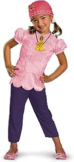 Disney Jake And The Neverland Pirates Izzy Classic Costume
