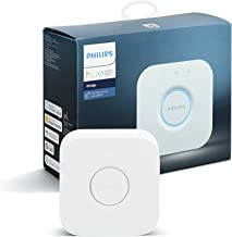 Philips Hue Smart Bridge (Compatible with Amazon Alexa, Apple HomeKit, and Google Assistant)