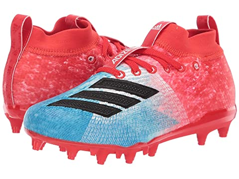 best website a4374 a87c7 adidas Kids Adizero Burner Snowcone Football (Little Kid Big Kid)