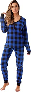 Large, Red and Black, flannel pajamas