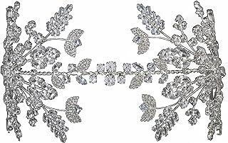 Bridal tiara wedding crowns women crown hair accessories silver zircon crown wedding tiara wedding accessories bridal crow...
