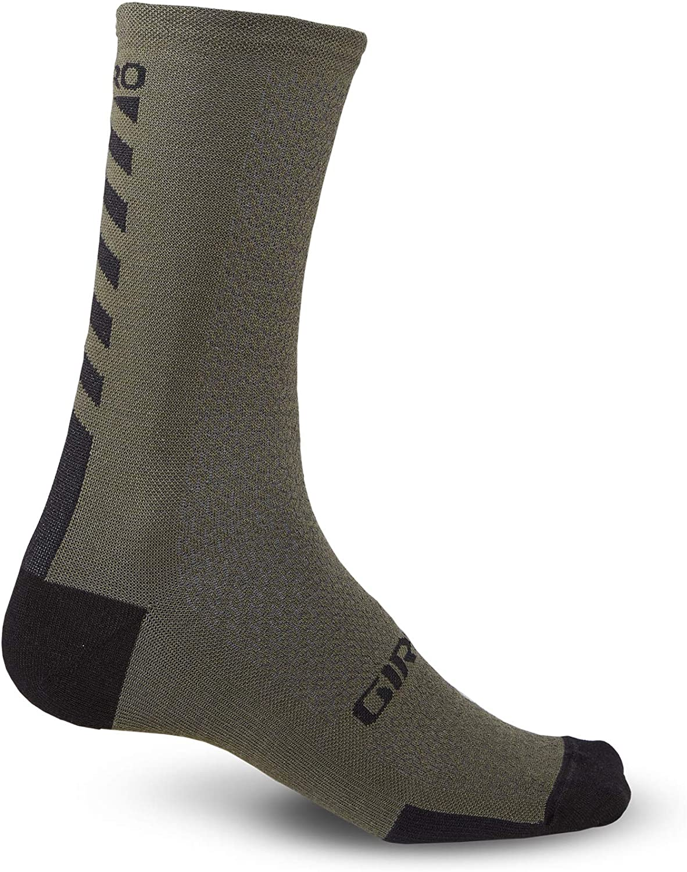 Giro HRc+ Merino Wool Cycling Socks