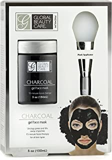 Best charcoal gel face mask global beauty care Reviews