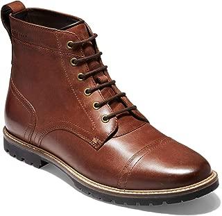 Men's Nathan Cap Boot:Chestnut Fashion Boot