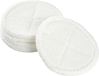 LTWHOME 8.27 Inch Replacement Soft Mop Pads Fit for Elicto ES-200, ES-330, ES-430, ES-530 (Pack of 6)