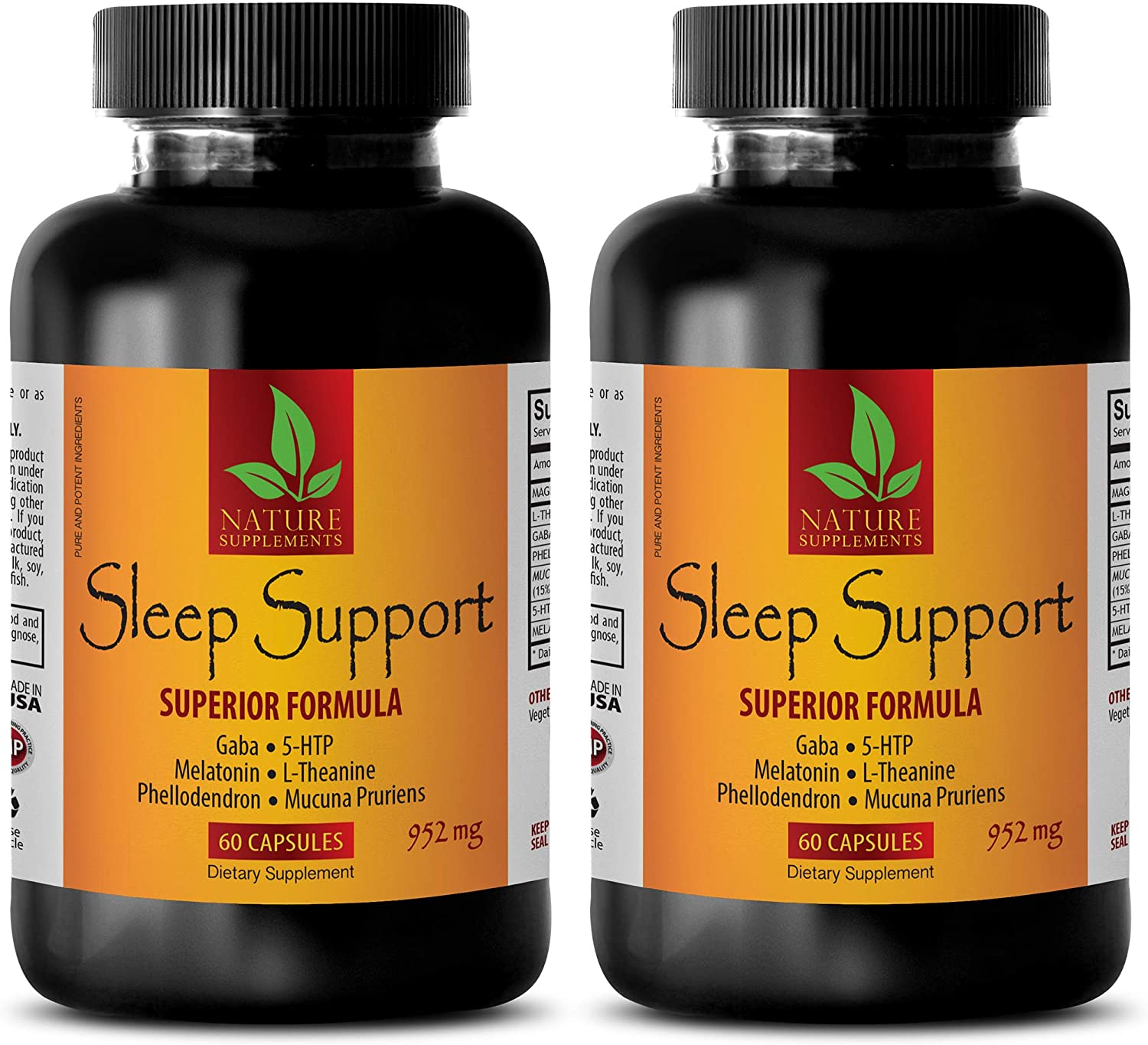 Max 66% OFF Energy Supplement All Natural - Sleep Support Superior 9 Formula Fashionable