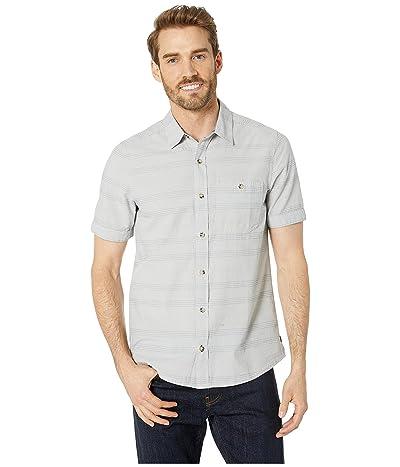 Toad&Co Airlift Short Sleeve Slim Shirt (Chrome) Men