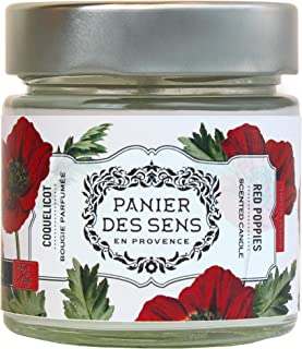 Scented Candle Red Poppies 170g (5.9 oz.)