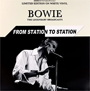 David Bowie - From Station To Station: Limited Edition on White Vinyl [VINYL]
