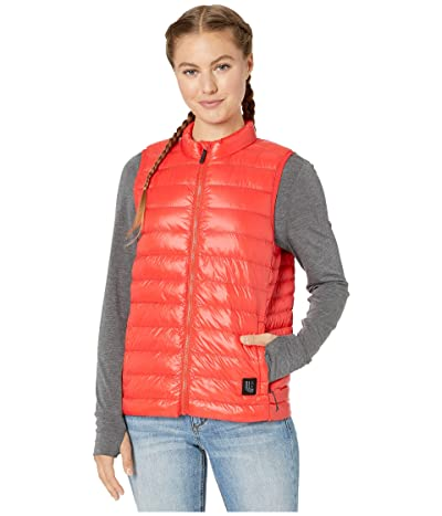 Lole Maria Packable Vest (Flame Red) Women