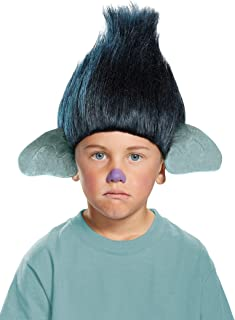 Disguise Inc - Trolls - Branch True Colors Child Wig