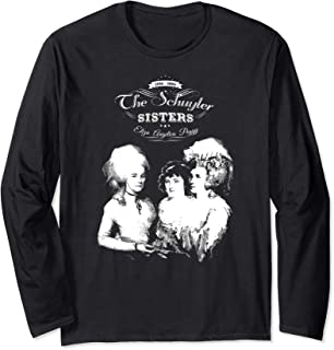 Schuyler Sisters - Eliza Hamilton, Peggy, Angelica T-Shirt