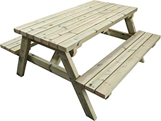 Amazon.fr : table picnic bois : Jardin