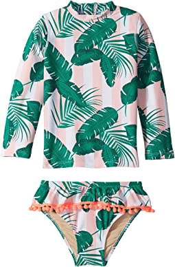 Botanical Rashguard Set (Infant/Toddler)