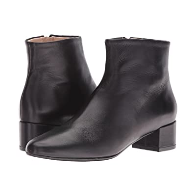 Summit by White Mountain Jordie (Black Leather) Women