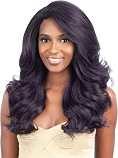 ModelModel Synthetic Hair Lace Front Wig Deep Invisible L Part Blue Meadow (4)