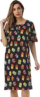 Just Love Short Sleeve Nightgown Sleep Dress Women