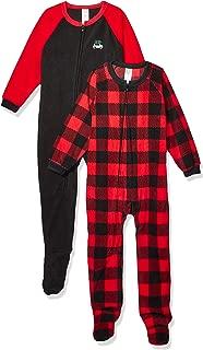 Taiycyxgan Little Boy Girl Shorts Ladybug 2 Piece Pajama 100/% Cotton 2-6T