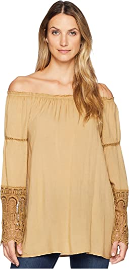 Bardot Elegant Off the Shoulder Blouse