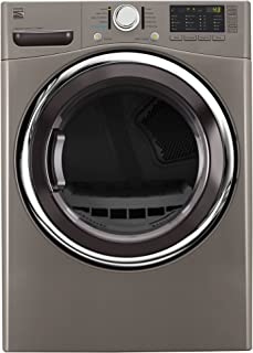 Kenmore 81383 7.4 cu. ft. Electric Dryer in Stainless Steel -Works with Alexa, includes delivery and hookup