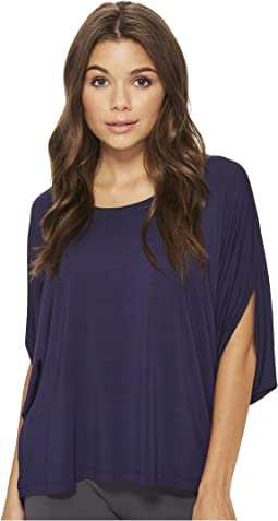 Donna Karan - Modal Spandex Jersey Top