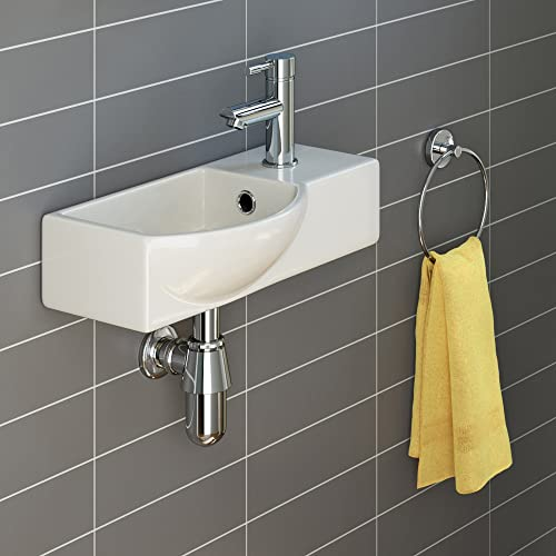 . Small Bathroom Sink  Amazon co uk
