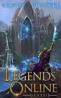 Genesis: A LitRPG Journey (Legends Online Book 1)