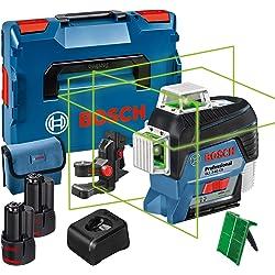 Bosch Professional 0601063T05 12V System nivel láser