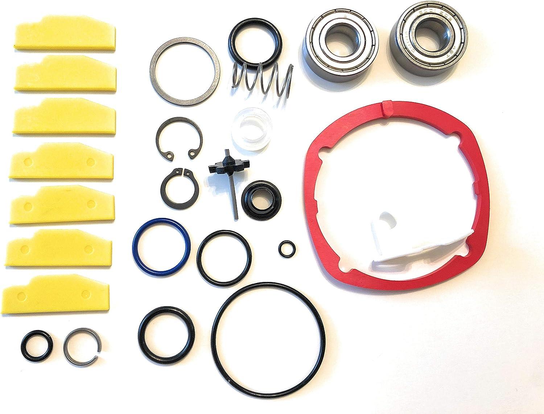 Tune 年末年始大決算 Up Kit with 至上 Bearings for Par 2135PTi Impact Models 2135Ti