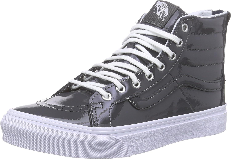 Vans Women's Sk8-hi Slim Zip Hi-Top Sneakers