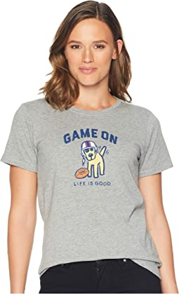 Game On Rocket Crusher T-Shirt