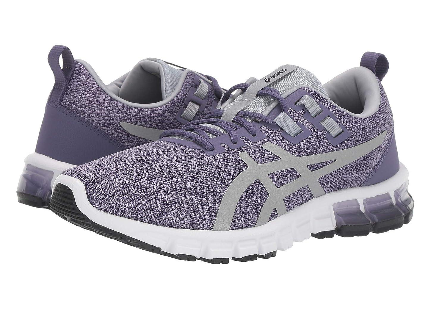 [アシックス] レディースランニングシューズ?スニーカー?靴 GEL-Quantum 90 Dusty Purple/Silver 5.5 (22.5cm) B [並行輸入品]