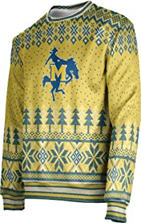 ProSphere McNeese State University Ugly Holiday Men's Sweater - Winter