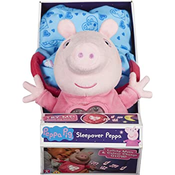 Peppa Pig 4 Pack Family Plush: Amazon