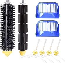 YOMEKOLY Accessory for iRobot Roomba 600 610 620 630 645 650 655 660 680 500 Series Model 595 Replacement Kit Replenishment iRobot Parts Set Filter Side Brush Bristle Brush Flexible Beater Brush