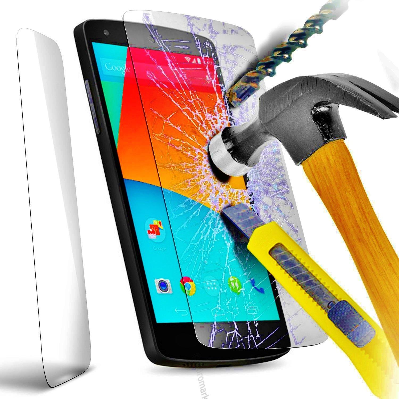 Pack a & D® Protector de pantalla de vidrio templado para Orange Rise 30/Alcatel One Touch Pixi 3 4 filtro protector de pantalla invisible & inrayable cristal ...