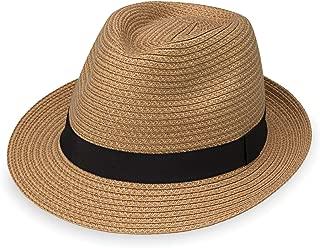 Wallaroo Hat Company Men's Justin Hat - Sophisticated Classy Trilby