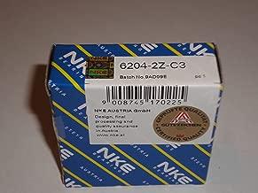 Rodamientos 6204–2Z C3tamaño: 20x 47x 14Fabricante: Nke Austria